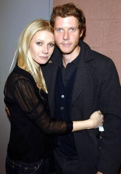 Gwyneth and Jake Paltrow
