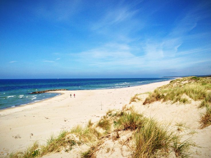Tisvilde Beach, Denmark