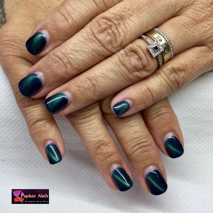 Healthy growing nails