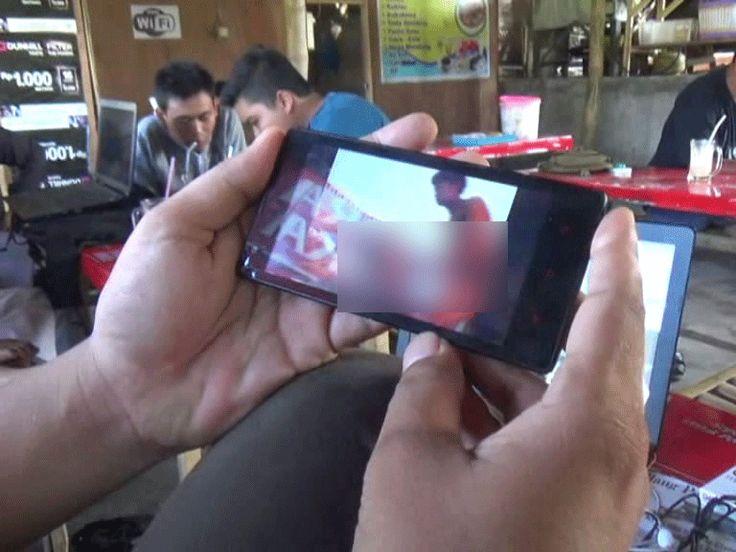 Geger, Video Mesum Pasangan Remaja Beredar
