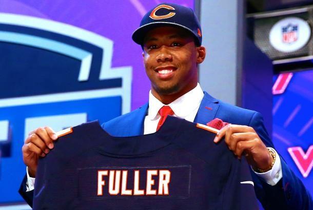 Chicago Bears 1st Round Draft Pick, Virginia Tech CB Kyle Fuller