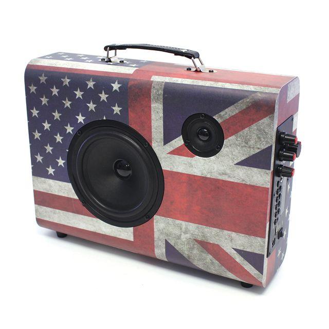 Livit Retro Suitcase Speaker