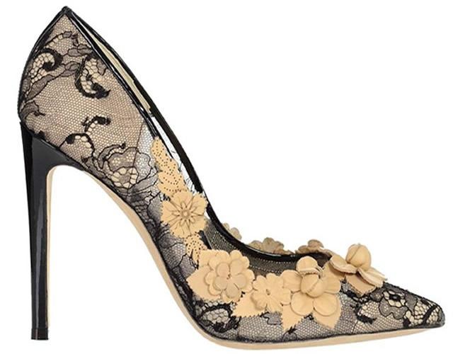 Zapatos Ballin inspirados en la película Burlesque