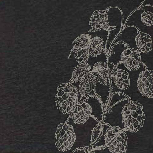 Hops Vine Womens Craft Beer TShirt by brewershirts on Etsy