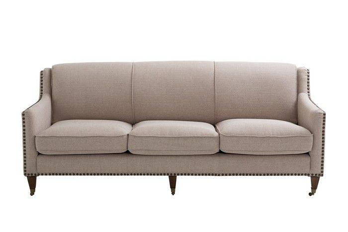 Alexis 3 Seater Sofa (2130W x 850D x 900H mm) RRP $1,469 from 1825 Interiors at Crossroads Homemaker Centre