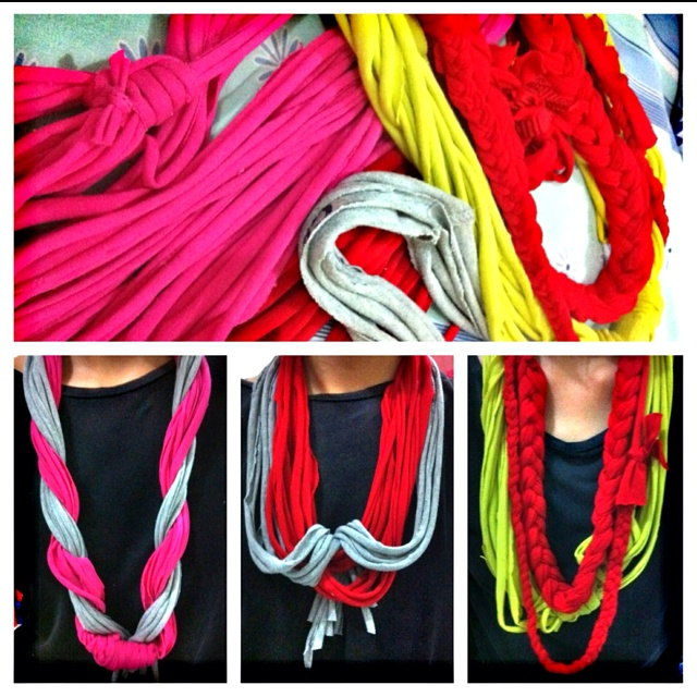 21 best The Scarf Look images on Pinterest   Diy scarf ...
