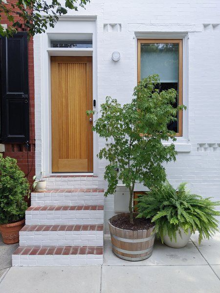 Before & After: A Resuscitated Row House in Philadelphia ...