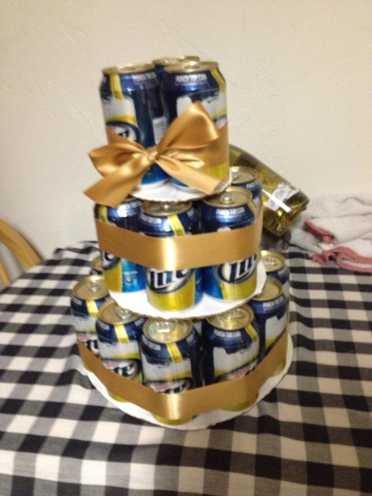 ... Boyfriend Birthday Cakes on Pinterest  Beer cakes, Birthday cakes and