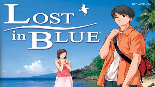 Lost In Blue Nds Rom Usa With Images Nds Best Games