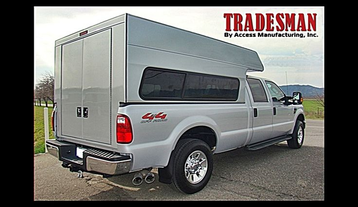 Our Gallery Tradesman Truck Tops Camper Truck Van