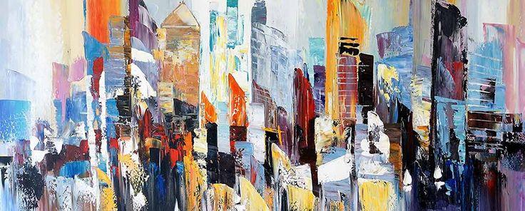 Acrylbilder kaufen immer mehr Menschen. Besonders beliebt sind abstrakte und moderne Acryl Gemälde. Hier kriegt ihr die besten Tipps zu Acryl Bildern