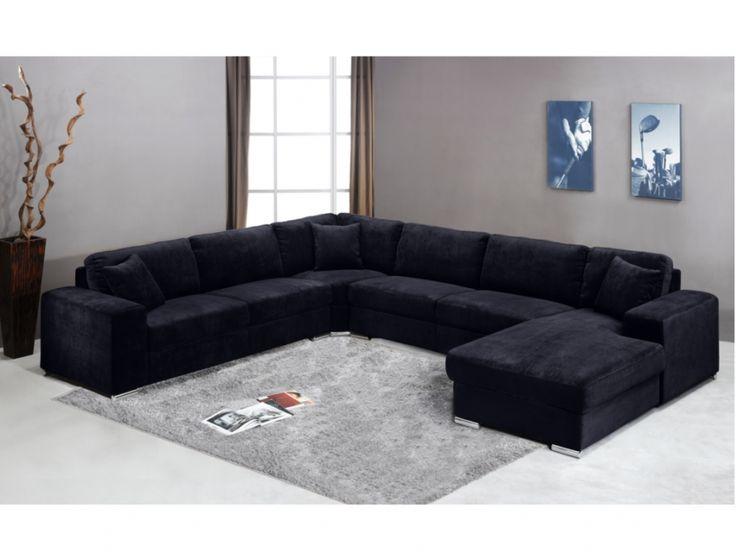 Canapé du0027angle moderne en U  RELAS XL Home Inspiration