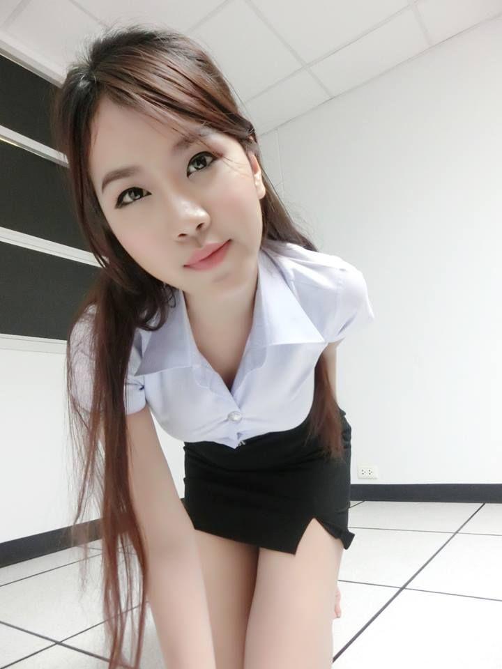 Sexy Thai Jente Naken Massasje