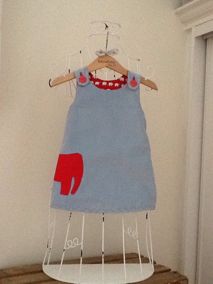 A personal favourite from my Etsy shop https://www.etsy.com/uk/listing/250693341/reversible-dress-girls-pinafore-retro