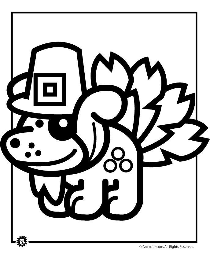 thanksgiving coloring pages and themes - photo#23