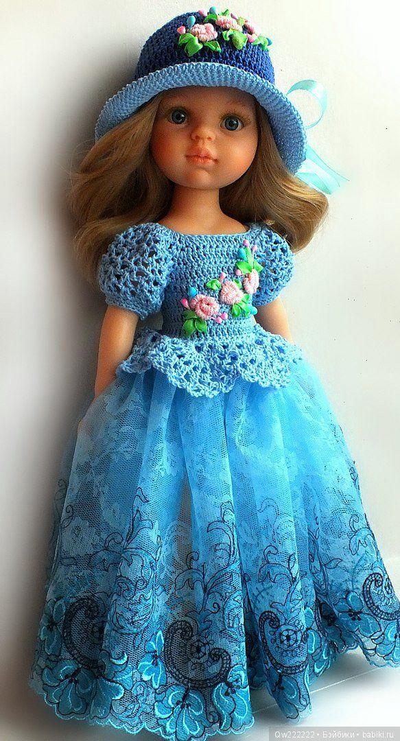Нарядный голубой комплект для паолочки . При покупке двух нарядов доставка в подарок !!! / Обувь для кукол / Шопик. Продать купить куклу / Бэйбики. Куклы фото. Одежда для кукол