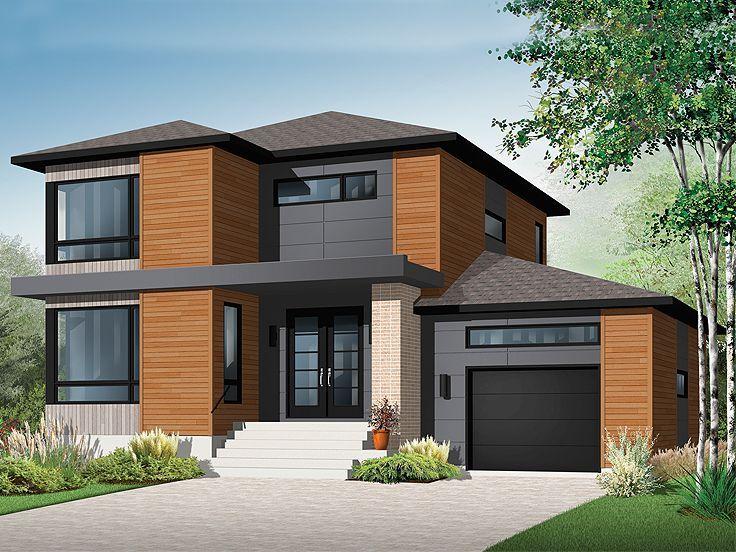 60 best New house images on Pinterest Modern houses