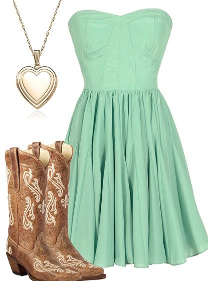 Country Girl Dress