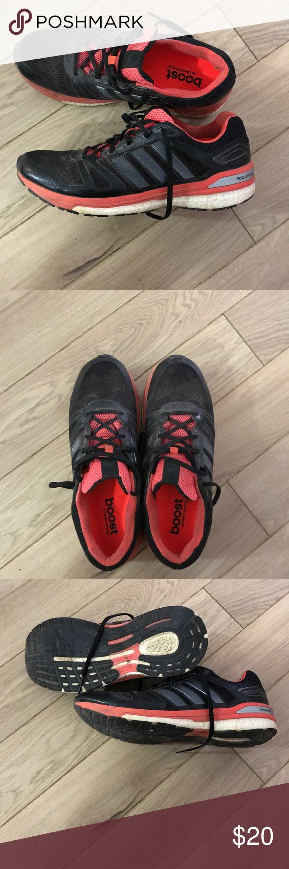 Adidas Boost Sequence Running Shoes- Size 11 Good condition Adidas Boost Sequence Running Shoes- Size 11 adidas Shoes Sneakers https://twitter.com/ShoesEgminfmn/status/895096209521557504