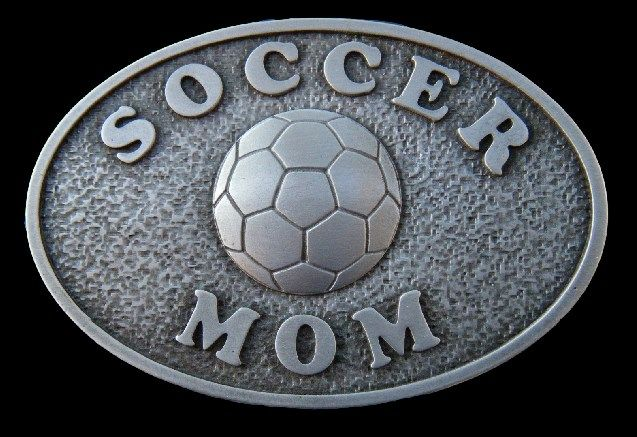 Soccer Player Goalie Coach Sport Team Mother Mom Belt Buckle Sports Balls Shoes Teams Mother's Day Birthday Gifts Belts Buckles #sports #sportsmom #soccer #soccermom #soccermanbuckle #soccermombeltbuckle #sportsmombuckle #beltbuckle