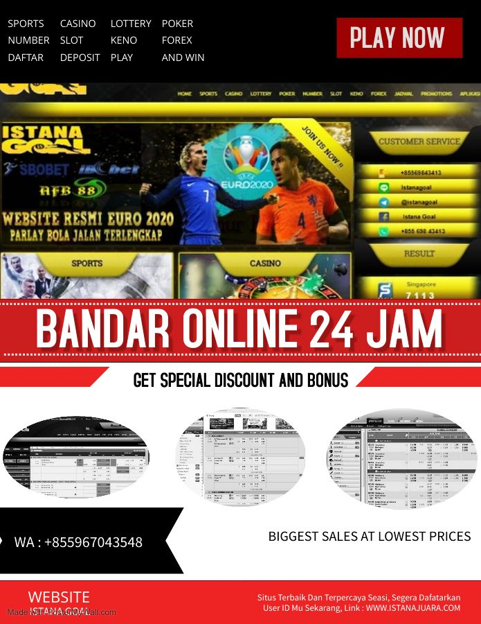 Pin By Istana Goal On Promo Istanagoal In 2020 Lottery Keno Poker