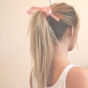 Gotta get my hair to do this!