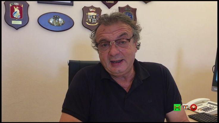 Intervista al Sindaco di Lampedusa e Linosa Salvatore Martello - www.HTO.tv