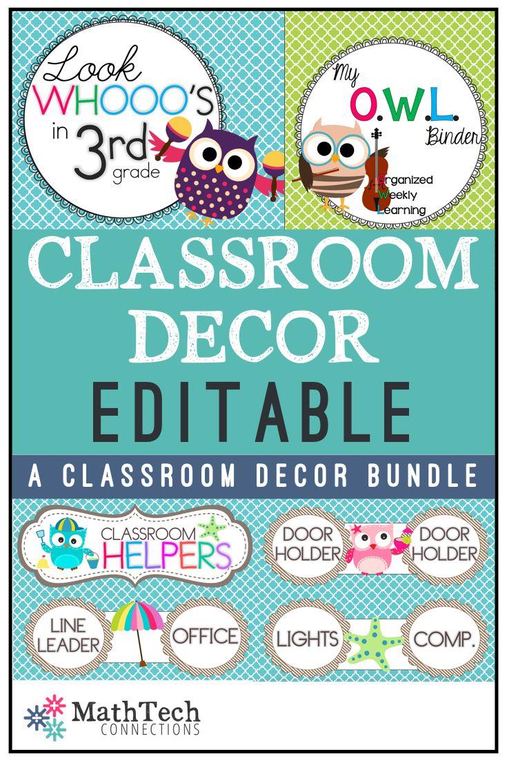 New Classroom Decor : Best new classroom images on pinterest