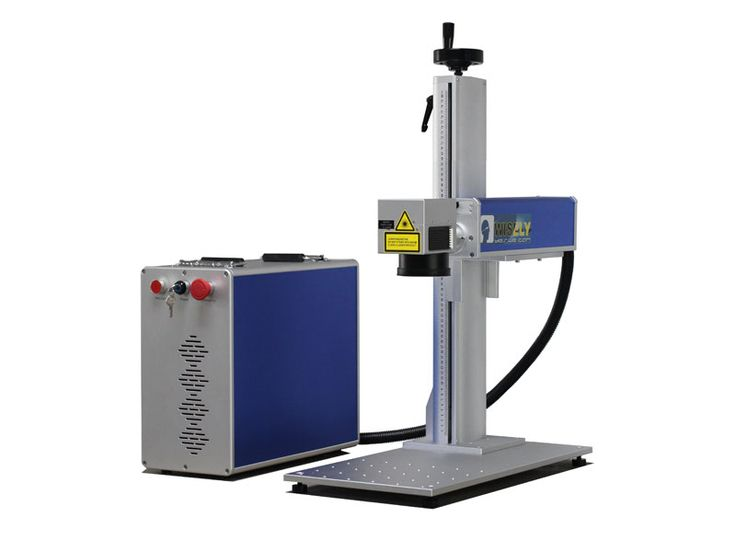 Portable Color Laser Engraving Machine can do: 1. Black and white engraving on most metals and some plastics. 2. Color engraving on stainless steel and titanium. 3. Black engraving on anodized aluminum.