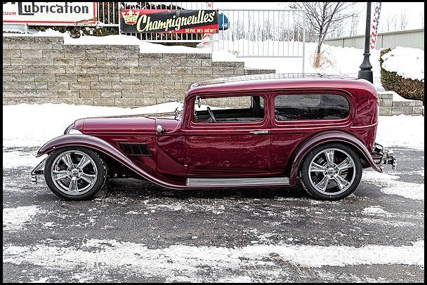 Ideas for my new Street Rod : F130.1 1932 Ford Sedan Street Rod 386 CI, Automatic Photo 10