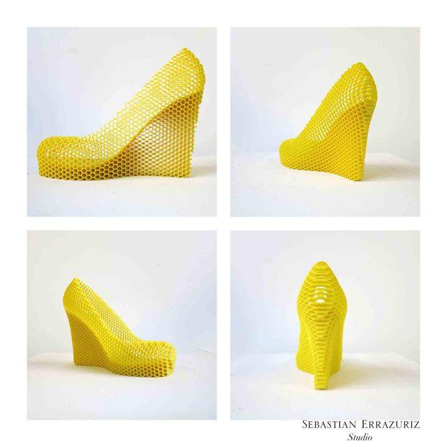 3Dプリンターはアートも変える? とっても意味深なハイヒールの彫刻(ギズモード・ジャパン) – エキサイトニュース - http://analog.vc/m2matu/?p=8005