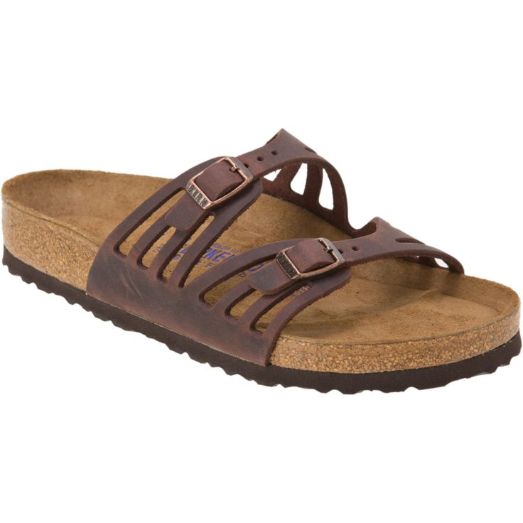 Birkenstock Womens Granada Soft Footbed SandalHabana Oiled M EU *** Find  out more about the great product at the image link.