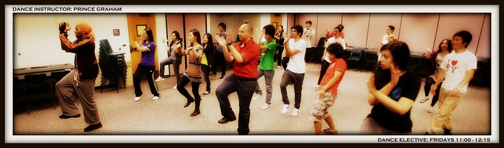 ALI Dance Elective