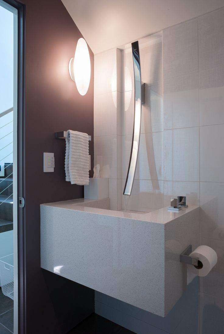 Wall Mount Graff Sink Faucet  Great for powder bath. 1000  images about Products We Love on Pinterest   Wall mount
