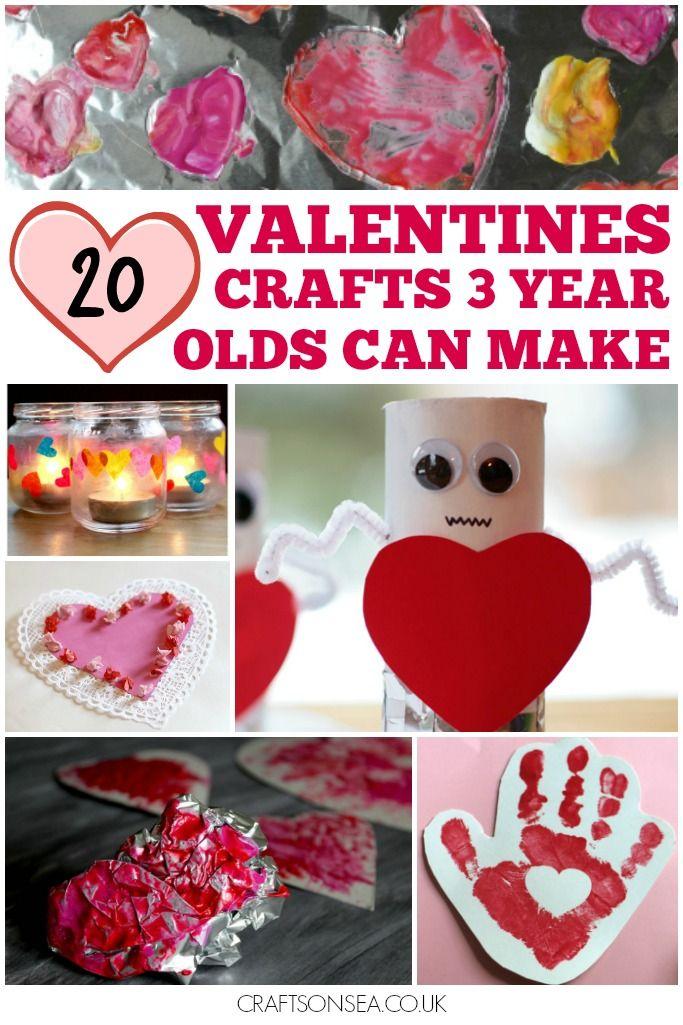 257 best Valentines Crafts images on Pinterest  Valentine day