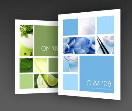 Word Front Page Template Vosvetenet – Manual Cover Page Template