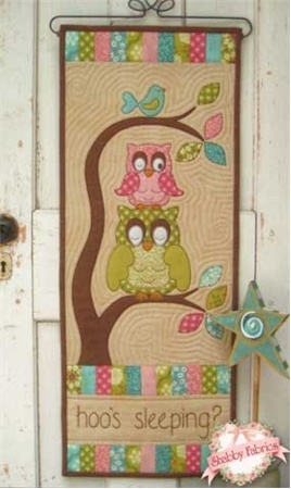 Hoo's Sleeping?: Creatief Quilts, Apply, Wall Hanging, Baby Quilts, Mini Quilts, Owl Quilts, Photo, Crafts