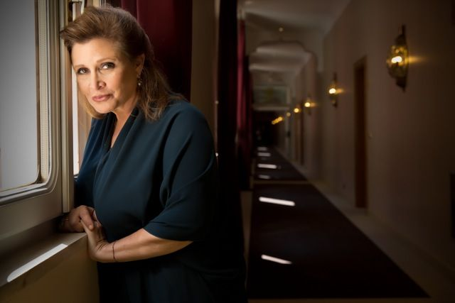 Carrie - Carrie Fisher - Wikipedia, the free encyclopedia