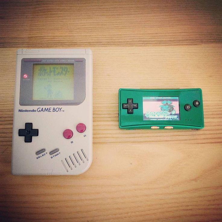 Interesting one by tsuneaki_toba #retrogames #microhobbit (o) http://ift.tt/1LSKbGw was is will be my best game title. #pokemon #gameboymicro #gameboy #gb #retrogaming #pokemon20thanniversary #pokemon20 #pokemon20th #ポケモン #ポケットモンスター #ゲームボーイ #ゲームボーイミクロ #レトロ #retro