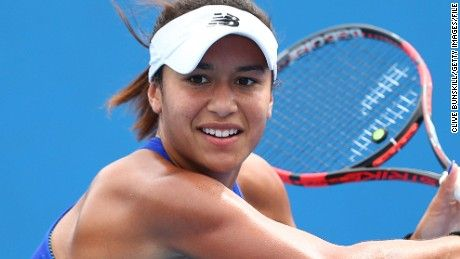 "British tennis player Heather Watson said she lost her Australian Open round due to ""girl things,"" sparking a global debate about menstruation in sport."
