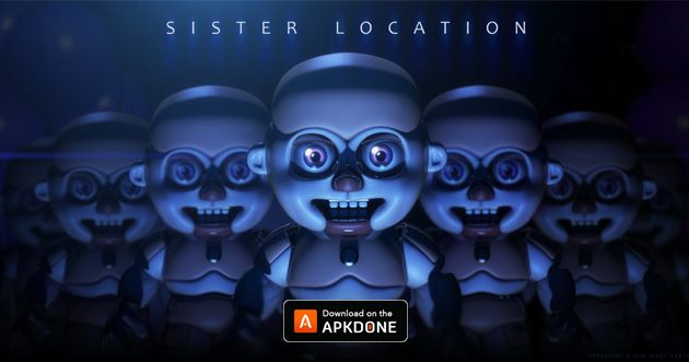 Five Nights At Freddy S Sl Mod Apk 1 2 Unlocked For Android