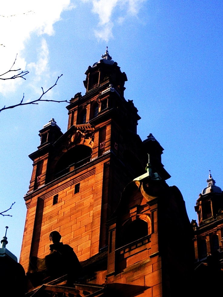 Kelvingrove From Below