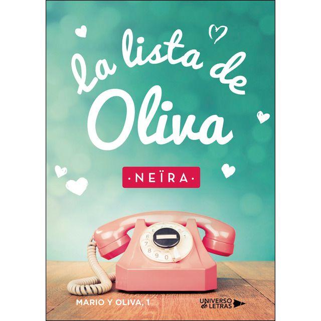 Autoedición La Lista De Oliva Tapa Blanda En 2020 Libros Romanticos Leer Libros Gratis Listas De Libros
