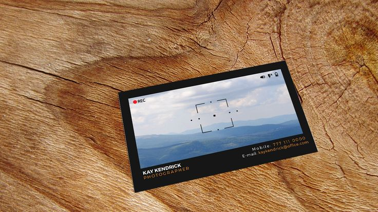 Custom Business Cards - photographer business cards-Custom Cards - Personalized Cards - Premade Business Card - Printed Cards-marketing by KMOMedia on Etsy