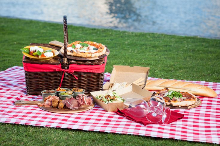 For just $80, you can take your basket down to River Quay Green and enjoy favourites from Popolo's delicious and authentic Italian menu.