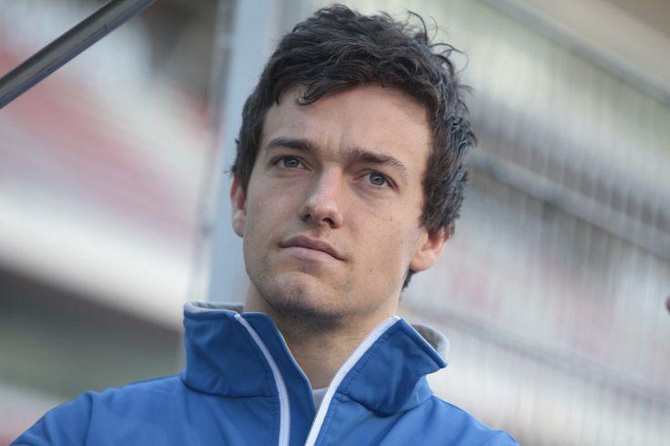 Jolyon Palmer será el tercer piloto de Lotus