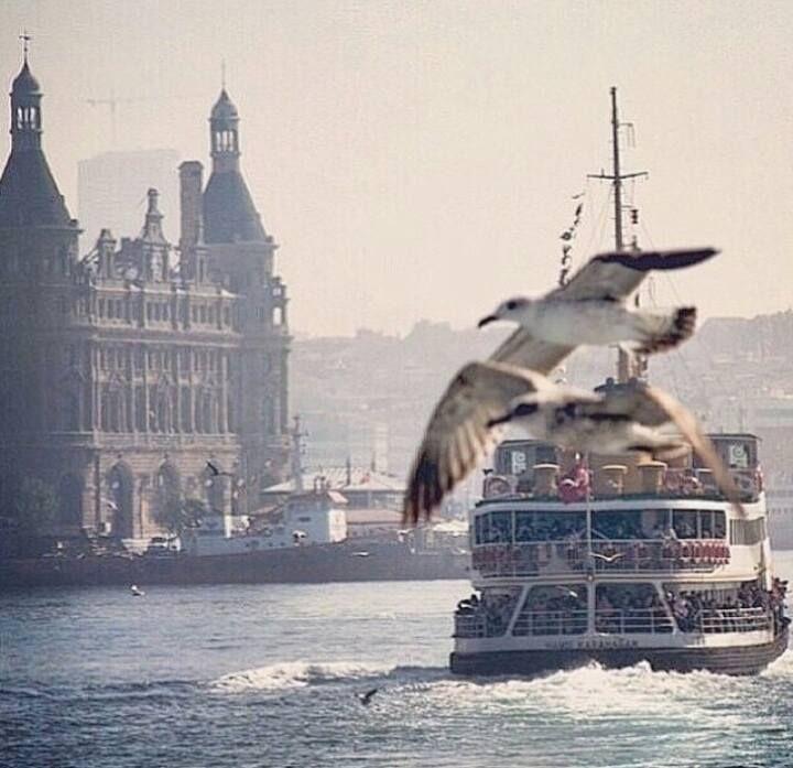 haydarpaşa gari, istanbul