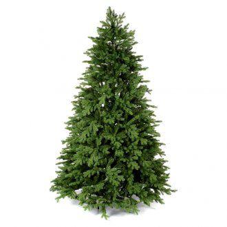 Albero di Natale 225 cm Poly colore verde Princetown | vendita online su HOLYART