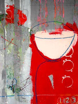 From Vessels Series - 'Heri' Jylian Gustlin