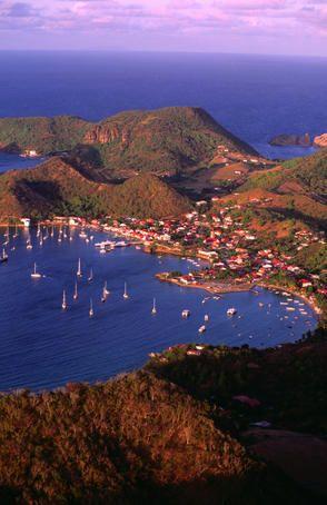Terre-de-Haut, Guadeloupe....been